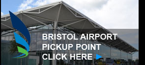 Bristol Airport –Bristol Taxis Pick up point 1